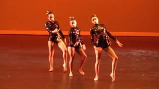 Sand Rhapsody - Saladino Dance School