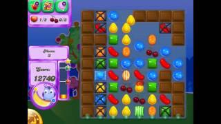 Dreamworld Level 62: Candy Crush Saga (No Boosters) iPad