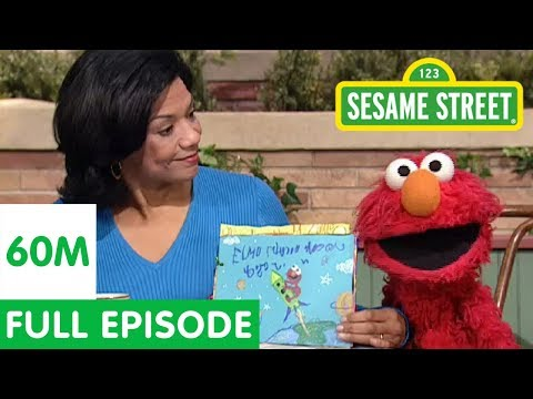 Elmo Writes a Story | Sesame Street Full Episode