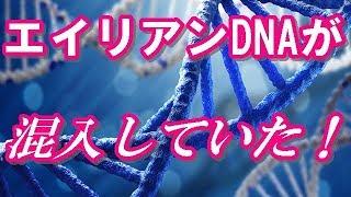 【衝撃】 古代の謎のウイルスが原因で8%の「エイリアンDNA」が混入したと米国科学アカデミーが掲載!