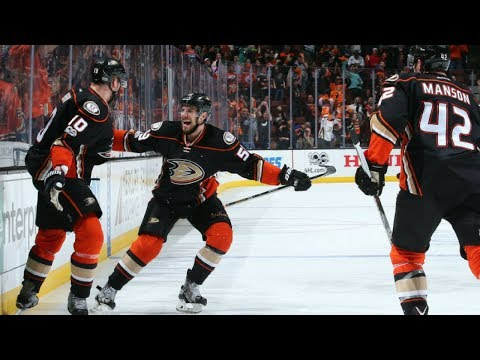 Most Memorable Goals from the Anaheim Ducks in their history (until 2017)