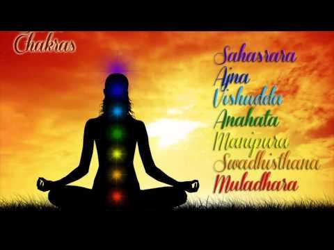 Música para Limpiar y Equilibrar los Siete Chakras