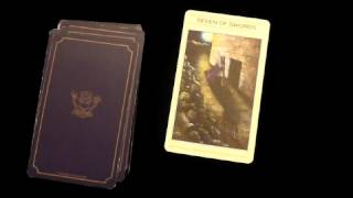 Seven of Swords Tarot Card Meaning Video
