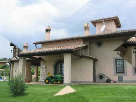 Villa con piscina e parco in vendita nei dintorni di roma a moterosi youtube - Villa con piscina roma ...