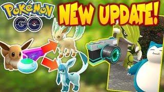 Pokemon GO APK Teardown - Photobomb Snorlax, New Lures, Evolution Methods & MORE!