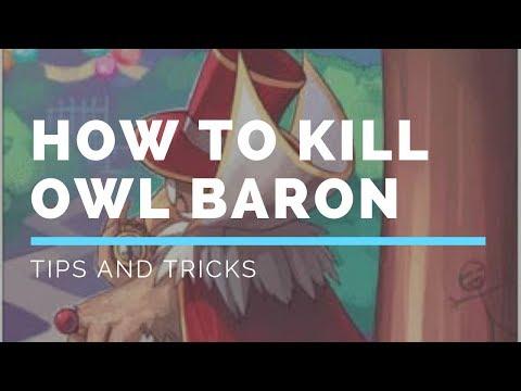 How to kill Owl Baron MVP : RagnarokMobile