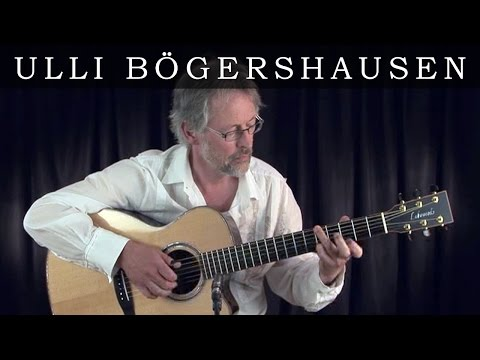 Ulli Boegershausen - Kiss From A Rose (by Seal)