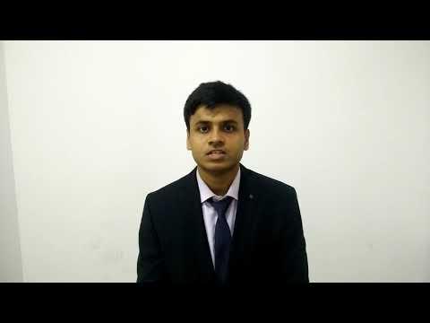 Sumit Kumar   IIM Kozhikode   JSW