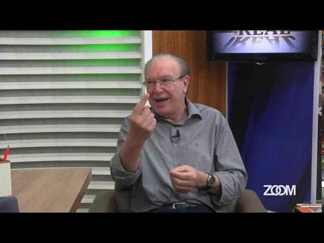 07-09-2020 - CIDADE REAL - HAMILTON WERNECK