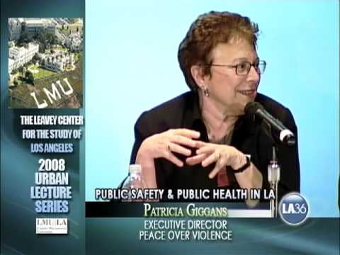 ULS 02/13/08: Public Safety and Public Health in Los Angeles