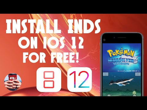 HOW TO: INSTALL THE UPDATED iNDS EMULATOR AND ROMS FOR FREE!!