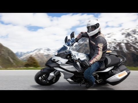 Ducati Multistrada 1200 S-Test in den Alpen