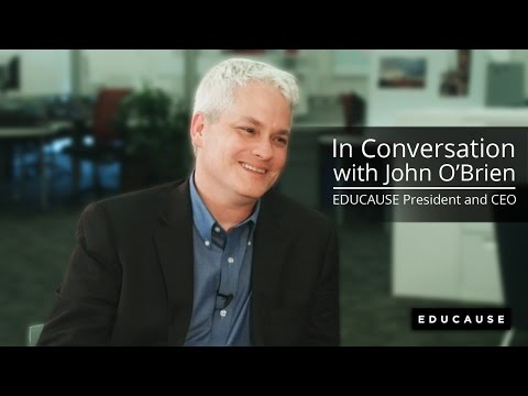 In Conversation with John O'Brien