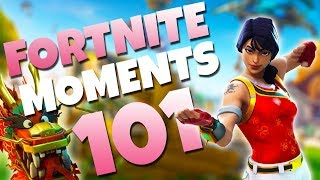THE BEST DANCE BATTLE EVER!! (KNIGHT Vs. PINK BEAR) | Fortnite Daily Funny and WTF Moments Ep. 101
