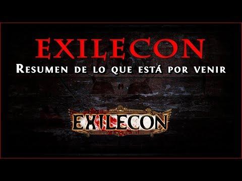 Path Of Exile (Exilecon) || Resumen De TODO El Contenido Nuevo Mostrado En La Exilecon
