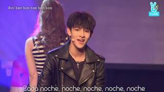 Video [VLIVE] Kim Samuel (Feat. Chungha) - With U (sub español) HD download MP3, 3GP, MP4, WEBM, AVI, FLV Desember 2017