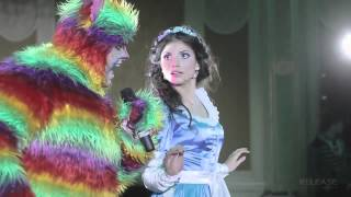 Мюзикл: Алиса в стране Новогодних чудес.Release Dance Complex