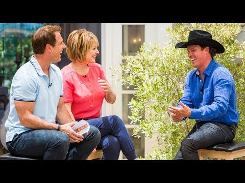 Home & Family - Country Music Star Clay Walker