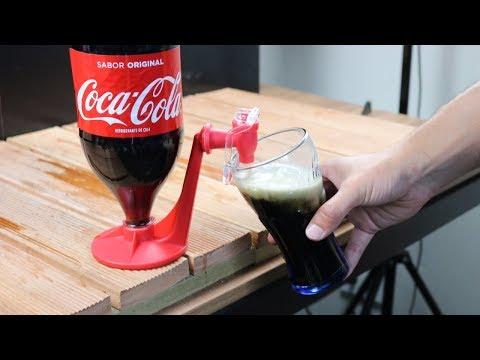 Você nunca mais vai beber Coca-Cola da mesma maneira...