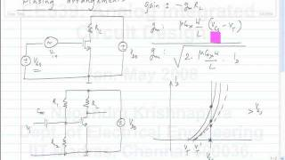 lecture 29 Power, bandwidth, and signal to noise ratio; Impedance and frequency scaling of circuits