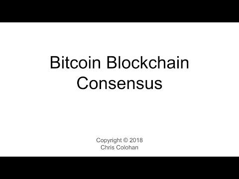 L13: Bitcoin Blockchain Consensus