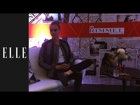 Interview beauté : ce qui rend belle Cara Delevingne | ELLE BEAUTE