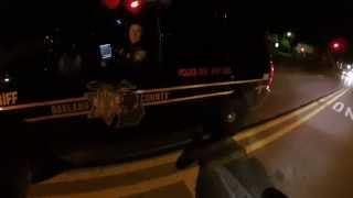 Motorcyclist Gets Drunk Driver Arrested