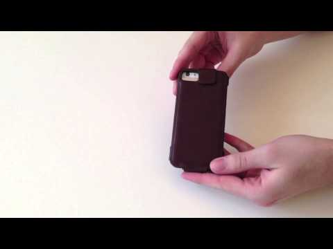 Brunt iPhone 5 bugatti flip cover