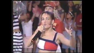 Alexia @ Xuxa (1st) (Live in Brazil 1997) Uh La La La