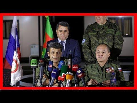 erdoğan : Kurd-held afrin must be cleared of 'terrorists,' says erdogan