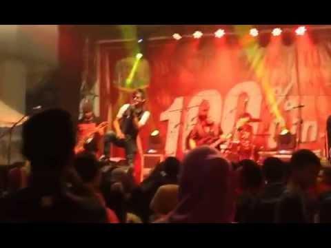 amora band di guna guna cinta live at miko mall bandung