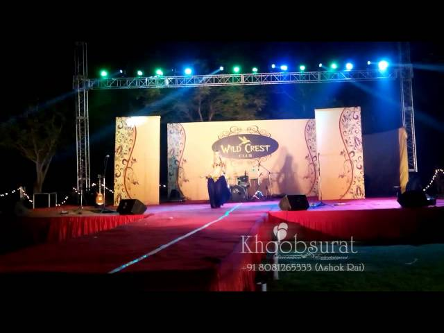wild crest club launch : Khoobsurat  : +91-8081265333