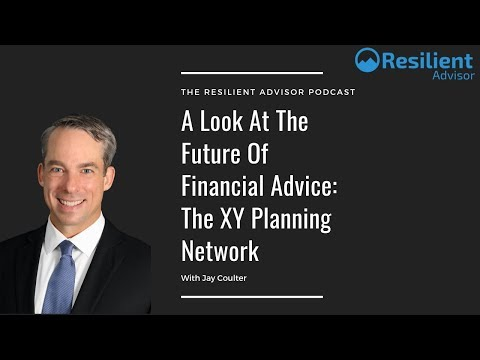 A Look At The Future Of Financial Advice: The XY Planning Network