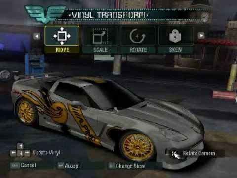 how to get corvette need for speed caerbno