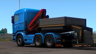 [ETS2 v1.39] SCS Scania R 2009 crane