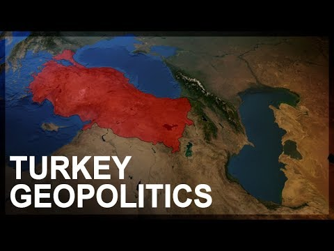 Geopolitics of Turkey in Asia