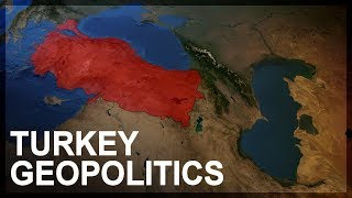 Geopolitics of Turkey in Asia Video