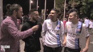 Fan Reactions | Melbourne City 2 Adelaide United 1
