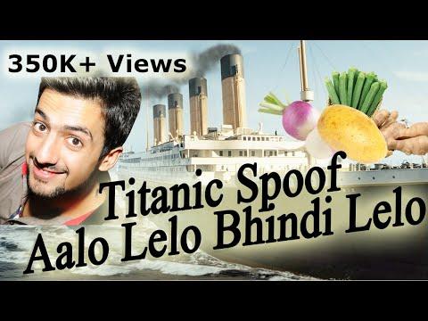 Desi titanic funny lyrics