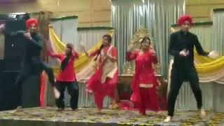 Nakhreya mari paundi aa remix bhangra