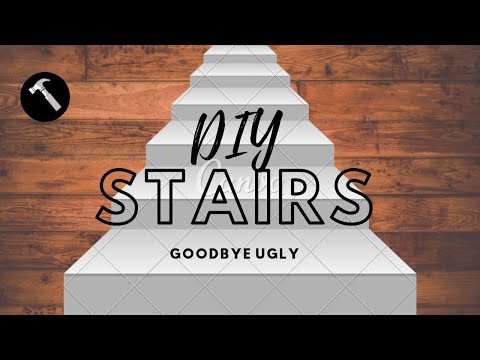 DIY, How to flip stairs