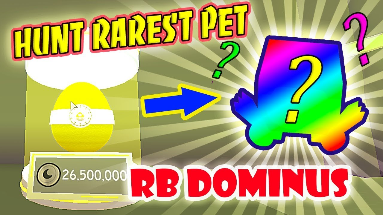 roblox pet simulator dominus huge code