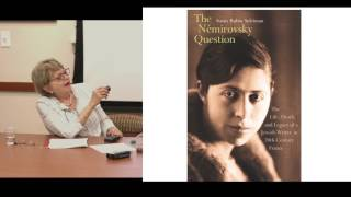 Jewish Identity in Question The Legacy of Irene Nemirovsky with Susan Suleiman