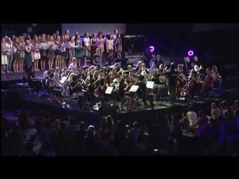 TeenStreetOrchestra and TeenStreet Choir 2015 - Christ is enough for me