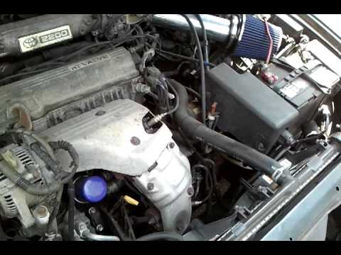1996 Camry Overheating Fan Problem Youtube