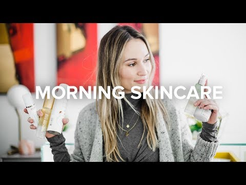 My Morning Skincare Routine | ttsandra