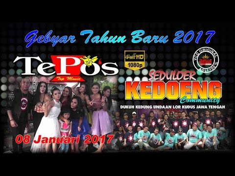 TEPOS Top music FULL ALBUM ( CINTA TERISOLASI )Live SEDULOER KEDOENG