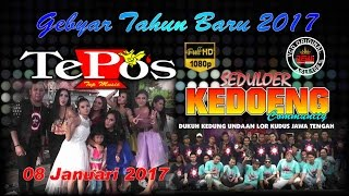 TEPOS Top music FULL ALBUM ( CINTA TERISOLASI)Live SEDULOER KEDOENG