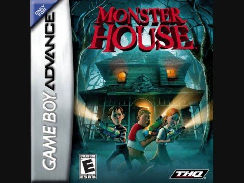 Monster house gba game: 4th floor music - YouTube