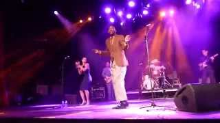 Leon bridges dancing & finish